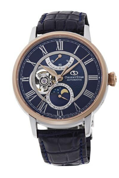 オリエント時計ORIENTオリエントスター500本限定MOVINGBLUERK-AM0009L