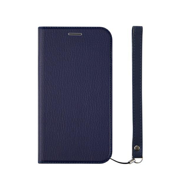 トリニティTrinityiPhone11Pro5.8インチスマートON/OFFケースシュリンクネイビーTR-IP19S-FNSST-TSNV