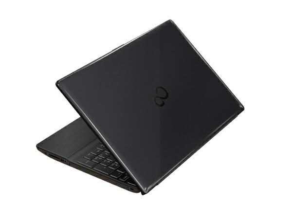 富士通FUJITSUFMVA77D3BノートパソコンFMVLIFEBOOKAH77/D3ブライトブラック[15.6型/intelCorei7/HDD:1TB/SSD:256GB/メモリ:8GB/2019年10月モデル][15.6インチoffice付き新品windows10][FMVA77D3B]