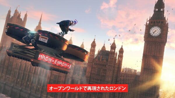 ユービーアイソフトUbisoftウォッチドッグスレギオン通常版【PS4】