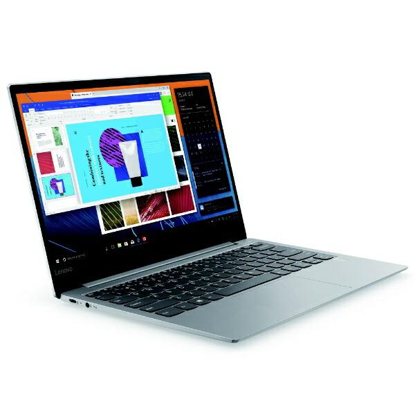 レノボジャパンLenovo81U4001MJPノートパソコンYOGAS730プラチナ[13.3型/intelCorei7/SSD:1TB/メモリ:8GB/2019年10月モデル][81U4001MJP]