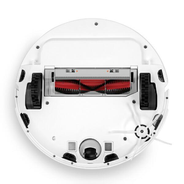 RoborockロボロックS60204ロボット掃除機S6白[お掃除ロボットS60204]