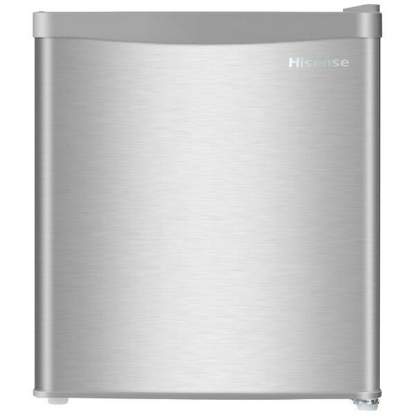 ハイセンスHisense冷蔵庫ステンレスHR-A42JWS[1ドア/右開きタイプ/42L][冷蔵庫一人暮らし小型新生活HRA42JWS]