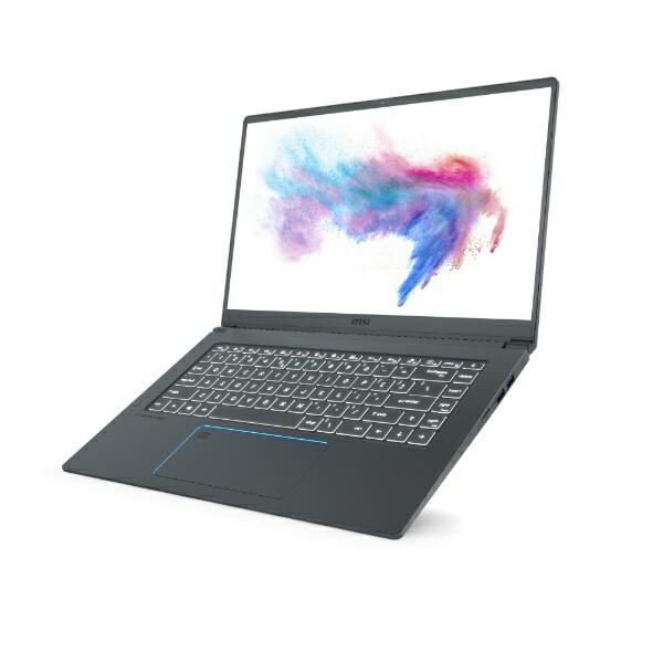 MSIエムエスアイPrestige-15-A10SC-026JPノートパソコンPrestigeシリーズ[15.6型/intelCorei7/SSD:512GB/メモリ:16GB/2019年10月モデル][15.6インチ新品windows10][PRESTIGE15A10SC026JP]