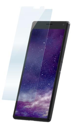 ワイモバイルY!Mobile極薄保護ガラスforXperia8(クリア)