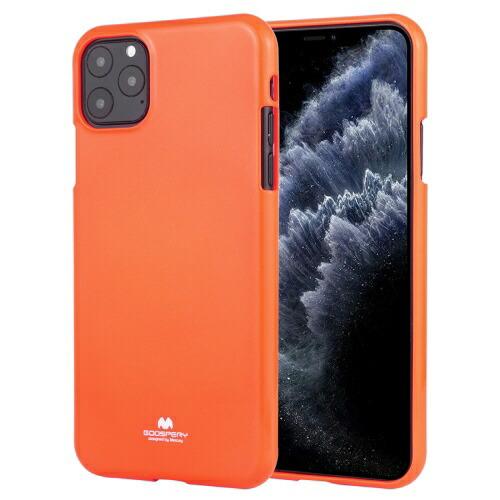 ビジョンネットMercuryFLUORSCENCEJELLYCaseiPhone11ProVNFLJE11PORオレンジ