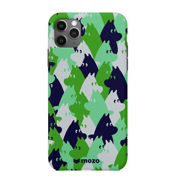 CASEPLAYケースプレイMOOMINforiPhone11[Greencamo]