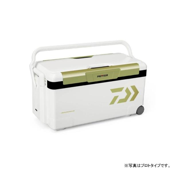 ダイワDAIWA汎用クーラープロバイザートランクHDZSSS3500(シャンパンゴールド)