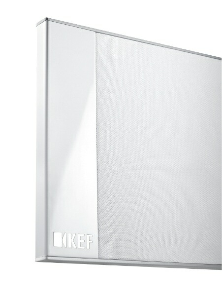 KEFケーイーエフセンタースピーカーT101CホワイトT101cSINGLEPACK[1本][T101CSINGLEPACK]