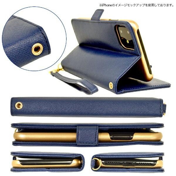 ラスタバナナRastaBananaiPhone116.1インチモデル手帳型ケース+ハンドストラップ5037IP961BOネイビー