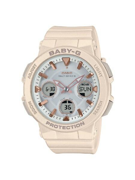 カシオCASIO[ソーラー電波時計]BABY-G(ベイビーG)アースカラーモデルBGA-2510-4AJF