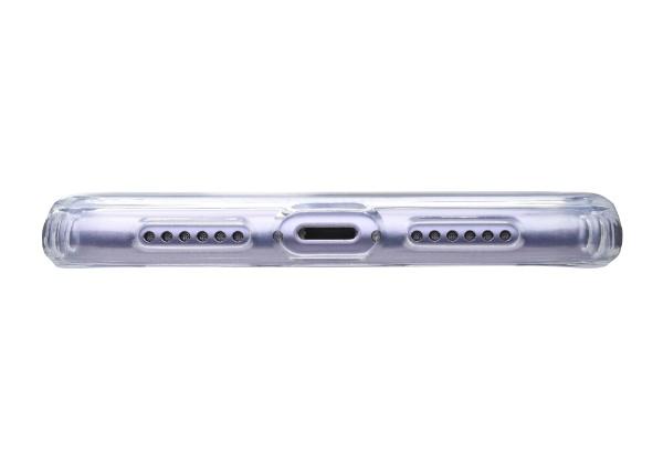 パワーサポートPOWERSUPPORTAirJacketHybridforiPhone11クリアPSSK-31クリア