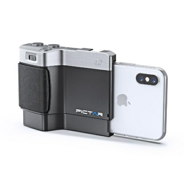MIGGOミーゴiPhone用カメラグリップPICTARONEMARKIIJMWPT-ONEBS42Jブラック