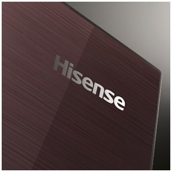ハイセンスHisense冷蔵庫ブラウンHR-G13B-BR[2ドア/右開きタイプ/134L][冷蔵庫一人暮らし小型]【point_rb】