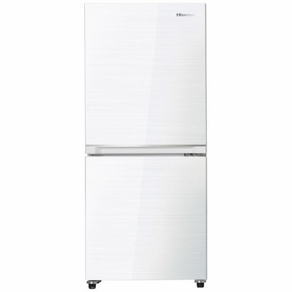 ハイセンスHisense冷蔵庫ホワイトHR-G13B-W[2ドア/右開きタイプ/134L][冷蔵庫一人暮らし小型]【point_rb】