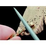 バローベ社vallorbeバローベ精密ニードルヤスリ5種セット160mm#0LA-ST-160-0
