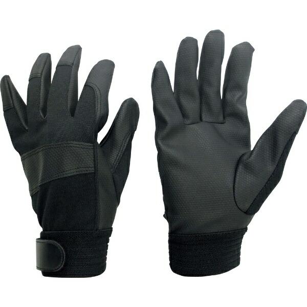 ミドリ安全MIDORIANZENミドリ安全合成皮革手袋厚手タイプPUウイングローブKLLサイズ1双PU-WINGLOVE-K-LL
