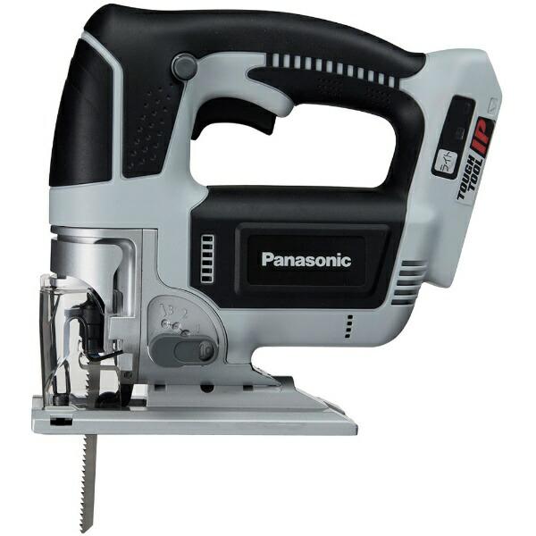 パナソニックPanasonicPanasonic18V充電ジグソー本体のみグレーEZ4550X-H