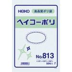 シモジマSHIMOJIMAHEIKOポリ規格袋ヘイコーポリNo.813紐なし006628300