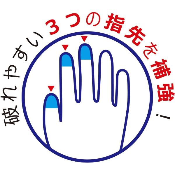 東和コーポレーションTOWACORPORATIONトワロンウレタン背抜き手袋パワフルトップ3本指先強化業務用S(10双入)882-S