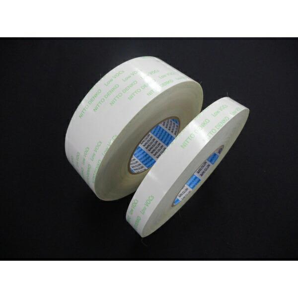 日東Nitto日東低VOC両面テープ(局面接着性良好タイプ)NO.51620mmX20M516-20