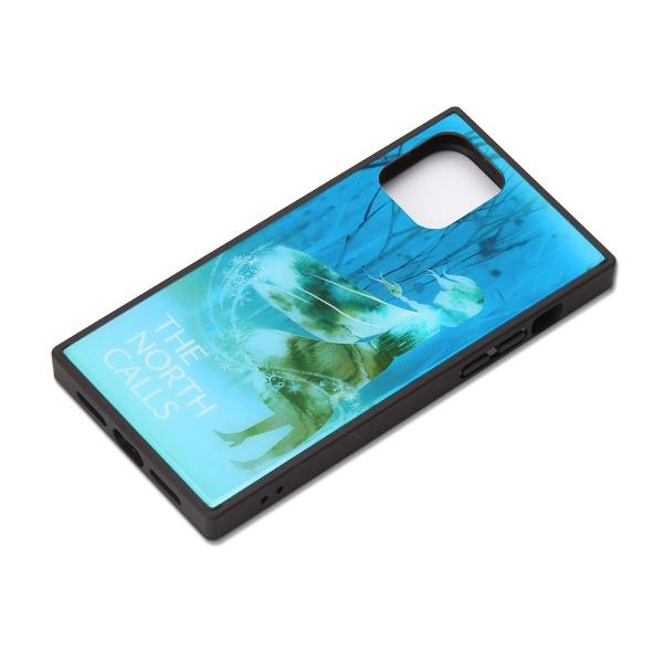 PGAiPhone11Pro用ガラスハイブリッドケースエルサPG-DGT19A20ELSエルサ