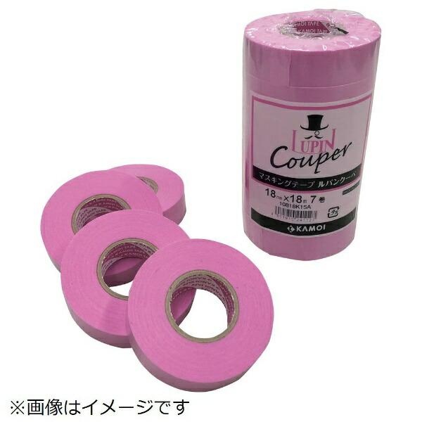 カモ井加工紙KAMOIカモ井マスキングテープ建築用(7巻入)LUPINCOUPER-18
