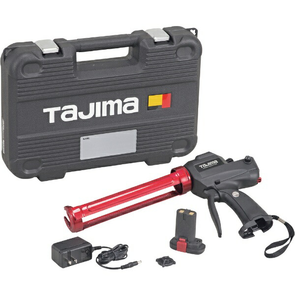 TJMデザインタジマ充電式コーキングガンコンボイエレキテルセットCNVEJSET