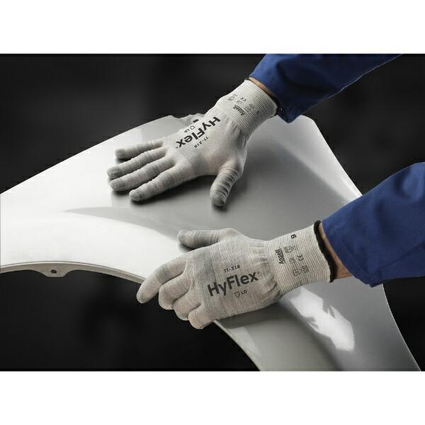 アンセルAnsellアンセル耐切創手袋ハイフレックス11−318Sサイズ11-318-7