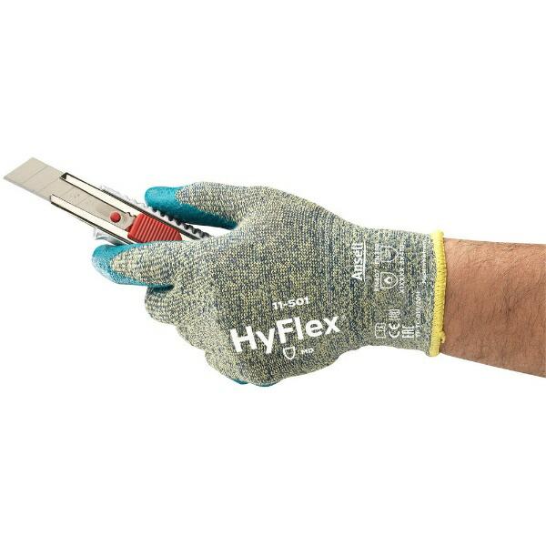 アンセルAnsellアンセル耐切創手袋ハイフレックス11−501LL11-501-10
