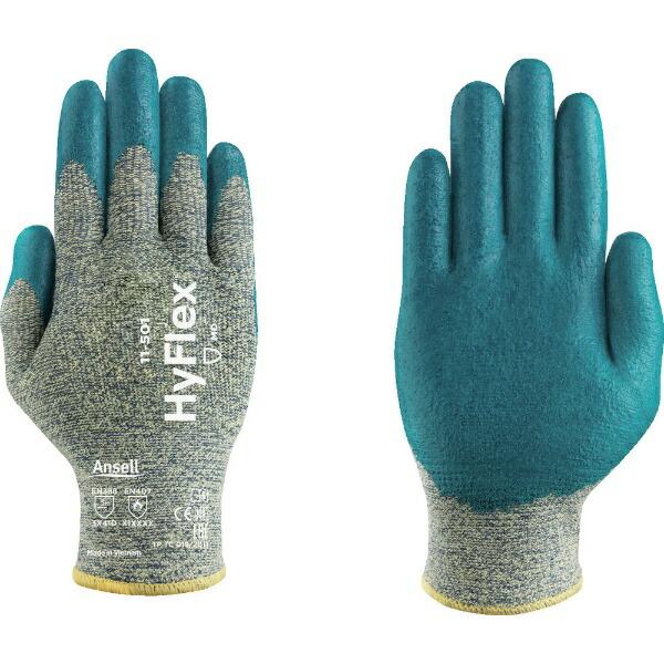 アンセルAnsellアンセル耐切創手袋ハイフレックス11−501L11-501-9