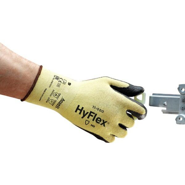 アンセルAnsellアンセル耐切創手袋ハイフレックスCR11−500LL11-500-10