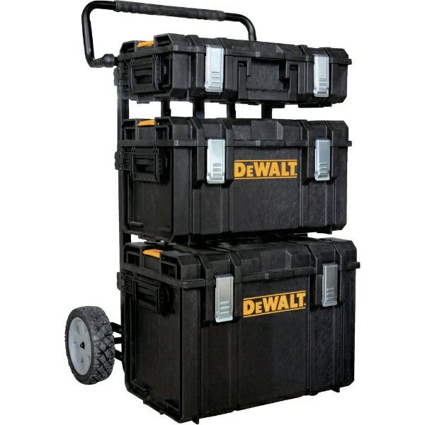 デウォルトDEWALTデウォルトシステム収納BOXタフシステムセット1-70-300【メーカー直送・代金引換不可・時間指定・返品不可】