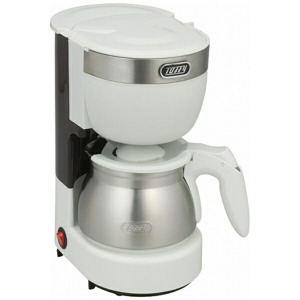 ラドンナK-CM8-AWコーヒーメーカーTOFFY[KCM8]