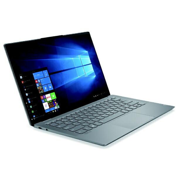 レノボジャパンLenovo81Q8001MJPノートパソコンYOGAS940(4K)アイアングレー[14.0型/intelCorei7/SSD:1TB/メモリ:16GB/2019年11月モデル][81Q8001MJP]