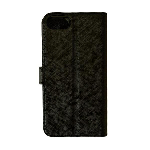 ラスタバナナRastaBananaiPhoneSE(第2世代)4.7インチ/iPhone8/7/6s/6共用2WAY手帳型ケース5215IP747BOブラック