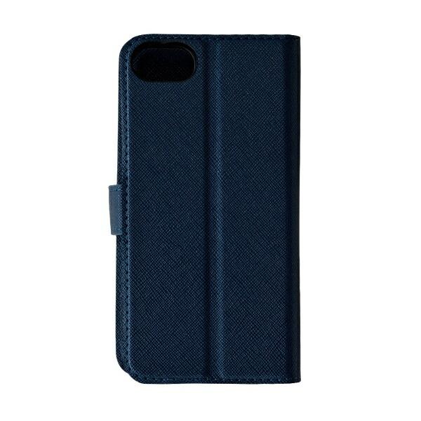 ラスタバナナRastaBananaiPhoneSE(第2世代)4.7インチ/iPhone8/7/6s/6共用2WAY手帳型ケース5216IP747BOネイビー