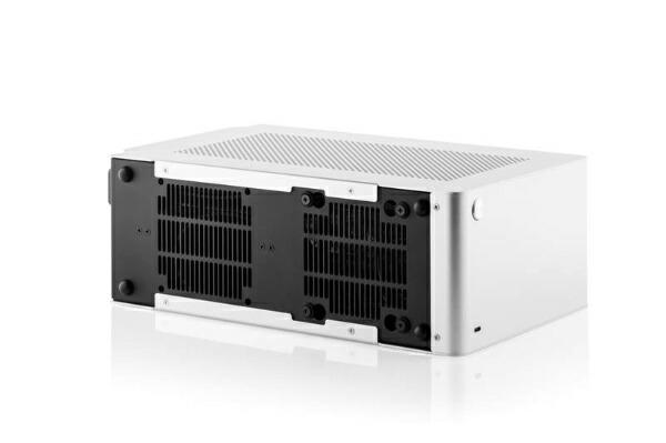 ディラックDIRACPCケースDANCASEA4-SFXV4.1SILVER外部シルバー/内部ブラック