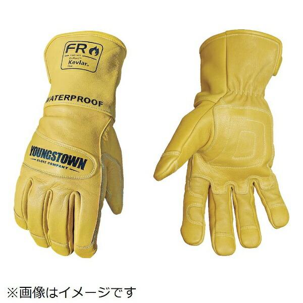 YOUNGSTYOUNGST革手袋FRウォータープルーフレザーケブラー(R)11-3285-60-M