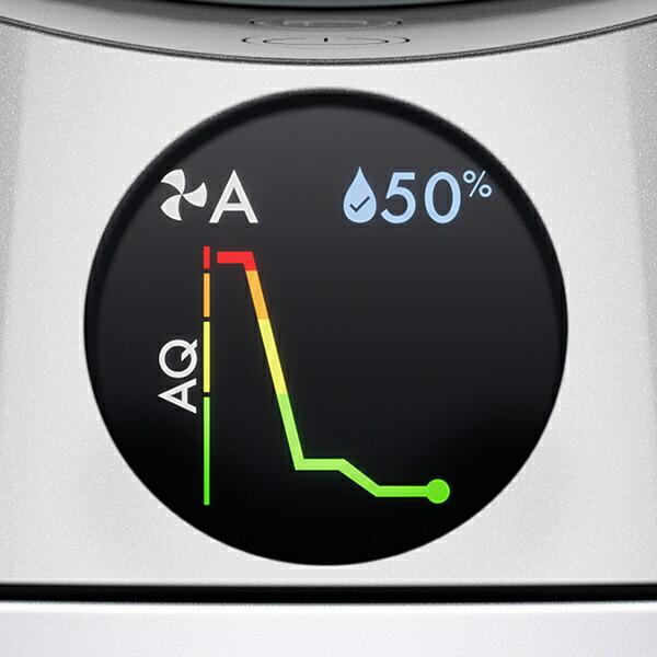 ダイソンDysonPH01WS加湿空気清浄機DysonPureHumidify+Cool[加湿器空気清浄機扇風機][PH01WS]