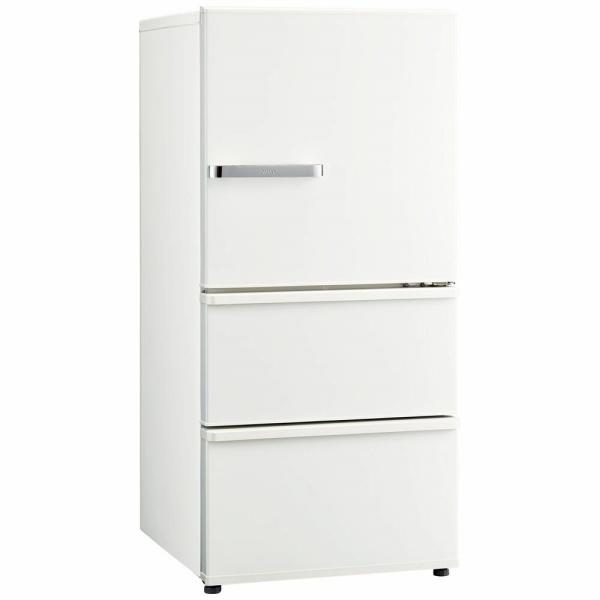 AQUAアクア《基本設置料金セット》AQR-SV24J-W冷蔵庫SVシリーズミルク[3ドア/右開きタイプ/238L][冷蔵庫大型AQRSV24J_W]
