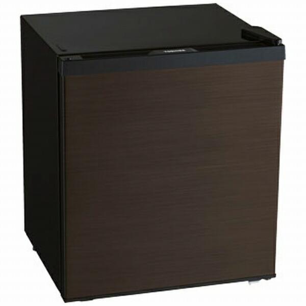 東芝TOSHIBAホテル用冷蔵庫ブラウンGR-HB30PT-TS[1ドア/右開きタイプ/27L][冷蔵庫一人暮らし小型GRHB30PTTS]