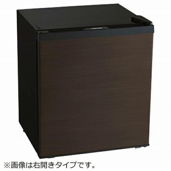 東芝TOSHIBAホテル用冷蔵庫ブラウンGR-HB30PTL-TS[1ドア/左開きタイプ/27L][冷蔵庫一人暮らし小型GRHB30PTLTS]