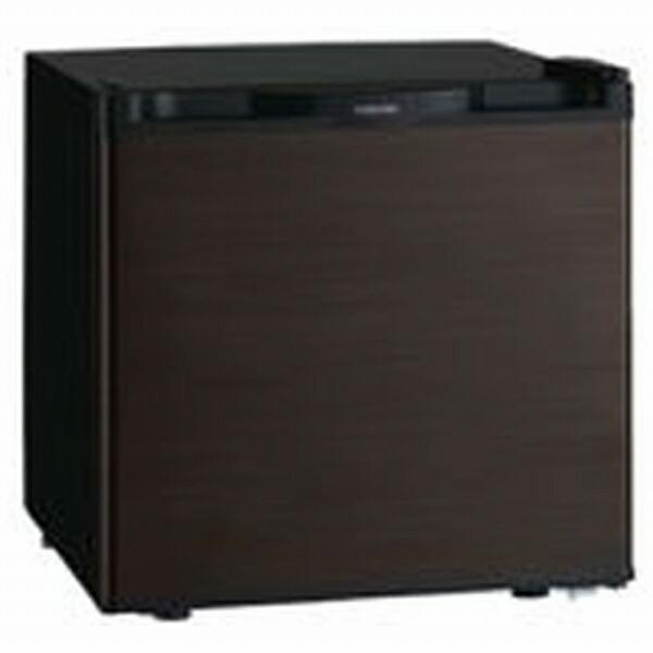 東芝TOSHIBAホテル用冷蔵庫ブラウンGR-HB30PA-TS[1ドア/右開きタイプ/27L][冷蔵庫一人暮らし小型GRHB30PATS]