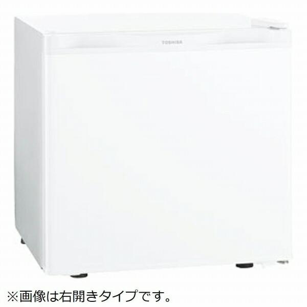 東芝TOSHIBA《基本設置料金セット》GR-HB30PAL-WU冷蔵庫ホワイト[1ドア/左開きタイプ/27L][冷蔵庫小型一人暮らしGRHB30PALWU]【zero_emi】