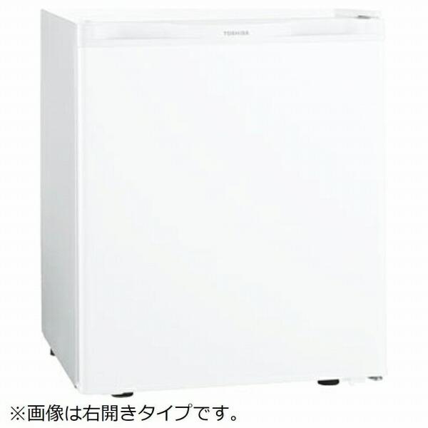 東芝TOSHIBA冷蔵庫ホワイトGR-HB40PAL-WU[1ドア/左開きタイプ/38L][冷蔵庫一人暮らし小型GRHB40PALWU]