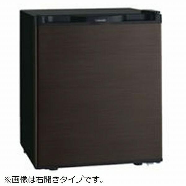 東芝TOSHIBAホテル用冷蔵庫ブラウンGR-HB40PAL-TS[1ドア/左開きタイプ/38L][冷蔵庫一人暮らし小型GRHB40PALTS]