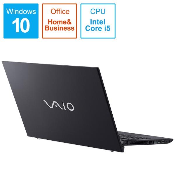 VAIOバイオVJS15490411BノートパソコンVAIOS15ブラック[15.6型/intelCorei5/HDD:1TB/メモリ:8GB/2019年11月モデル][15.6インチoffice付き新品windows10]