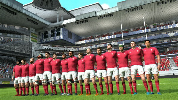 3GOOサングーRUGBY20【PS4】