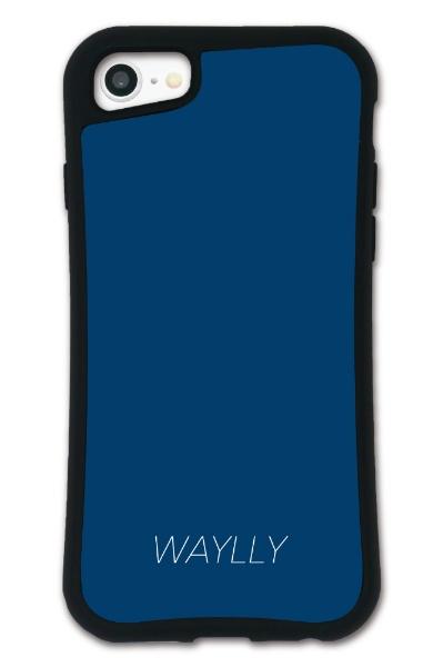 ケースオクロックcaseoclockiPhone6/6s/7/8WAYLLY-MKセットドレッサースモールロゴネイビーmksl-set-678-nv